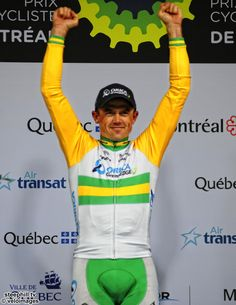 2014 Your GP Montreal winner Simon Gerrans