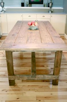 How to Build an Easy Farmhouse Desk   Woodworking Session