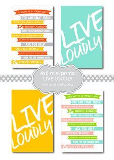 Free 4x6 Mini Prints from Kiki and Company.