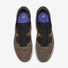 low priced 72278 5669f Chaussure Nike Air Max 90 Pas Cher Homme Ultra 2 0 Flyknit Noir Bleu  Souverain Volt