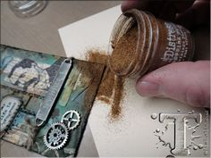124 best embossing powder images on pinterest embossing powder