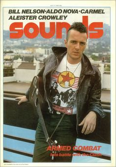 The Clash, Sounds, UK, Deleted, magazine, Sounds, 17 JULY 1982, 523430