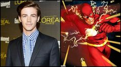'Glee' Star Set as CW's Flash