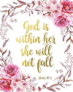 Proverbs 31 Woman Discover God Is Within Her She Will Not Fall Bible Verse Print Psalm Christian Quote Scripture Printables Inspirational Quote Gifts Wall Art God Is Within Her She Will Not Fall Bible Verse Print Psalm Christian Quote Scripture Printable Fall Bible Verses, Bible Verse Wall Art, Bible Verses Quotes, Bible Scriptures, Popular Bible Verses, Psalms Quotes, Bible Quotes For Women, Easter Quotes Religious Bible Verses, Bible Quotes About Beauty
