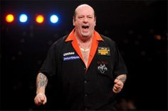 """A long-time BDO competitor, now with the PDC, and a popular player as well - Ted """"The Count"""" Hankey."""