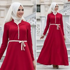 NEW KENZA - DRESS - 3023BR #hijab #naylavip #hijabi #hijabfashion #hijabstyle #hijabpress #muslimabaya #islamiccoat #scarf #fashion #turkishdress #clothing #eveningdresses #dailydresses #tunic #vest #skirt #hijabtrends