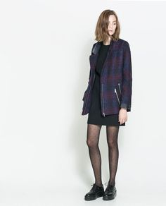 Image 1 of STRAIGHT CUT DRESS from Zara