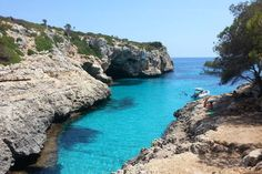 For silky sand, craggy coves and Caribbean-blue waters head to this Balearic island's picture-perfect beaches Menorca, Spain And Portugal, Portugal Travel, Portugal Trip, Snorkeling, New Zealand Hotels, Places To Travel, Places To Go, Ibiza Beach
