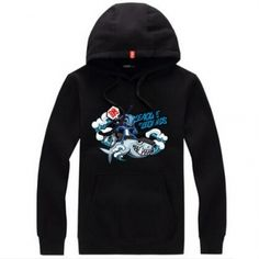 Cheap League of Legends hoodie for men LOL Fizz pattern plus size sweatshirt