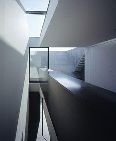 Flow House by Apollo Architects & Assoc. in Urayasu, Japan.