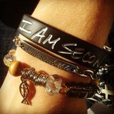 #christian #bracelets #iamsecond #storyofJesus #indescribable #YouareamazingGod