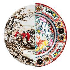 Seletti Hybrid Dinner Plate bord
