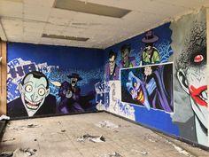 Verborgen parels in verlaten gebouw in Ronse   Foto's   De Morgen