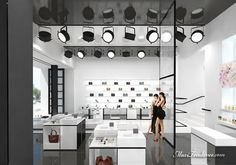 Chanel : Concept Store à Los Angeles