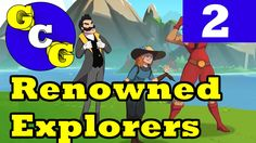 Renowned Explorers - Season 3 Episode 2 - Smugglers and Monkeys! https://www.youtube.com/watch?v=lL9pFHy4kKE&list=PLyj9o-jOVyzRKWu24DjQfG9C3lHKkK2_j&index=10 Subscribe instantly by visiting our new website: goodcleangaming.com