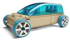 Automoblox M9 sport-van (for Leo)
