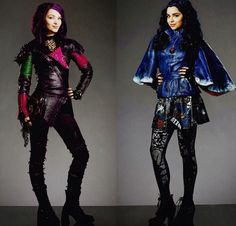 evie from descendants costume - Google Search