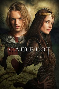 Camelot (TV Series 2011) the Complete Series only DVD Eva Green/Jamie Campbell Bower/Tamsin Egerton