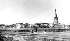 Fort St.George in 1890.Photo: Vintage Vignettes