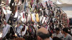 Shopping at the Beşiktaş Bazaar in Istanbul