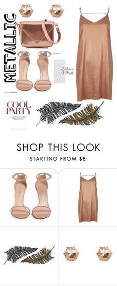 Designer Clothes, Shoes & Bags for Women Party Shop, Alexander Wang, Stuart Weitzman, River Island, Shoe Bag, Polyvore, Stuff To Buy, Shopping, Shoes