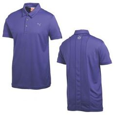 146c609cbcf2 The Puma Tech Polo is an essential for filing the wardrobe of any  progressively dressed golfer