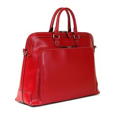 If Audrey Hepburn carried a computer briefcase, it would look like this. Lodis Brera computer briefcase.