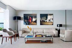David Bastos amplia ambientes de apartamento em Salvador.