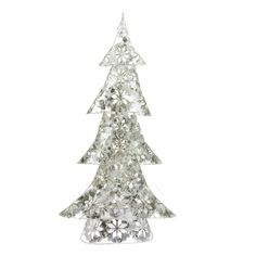 07fd17ef07d Decoraciones navideñas para el hogar. Arbol de navidad estrellas realizado  a mano en hierro pintado