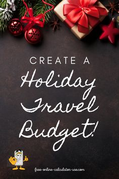 This calculator will help you to budget for a family vacation or holiday tavel by allowing you to create your own self-calculating worksheet. Included are 45 sample self-calculating categories! #travel #budget #holiday #debt #income #finance Living On A Budget, Frugal Living, Thing 1, Budgeting Worksheets, Financial Success, Money Saving Tips, Budget Travel, Personal Finance