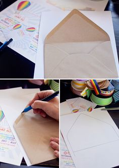 I'm so excited to share the tutorial for the photo envelope liner. And, I'm thrilled to reveal that I am a new contributing writer over on ...