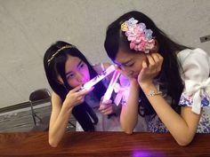 Matsui Jurina & Oya Masana