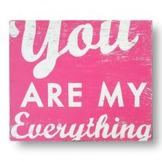 Go Jump in the Lake // You Are My Everything Wall Art - if I ever had a baby girl this would definitely be in her room You Are My Everything, Love You So Much, Just For You, My Love, Blues Artists, Wise Words, Me Quotes, Family Quotes, Favorite Quotes