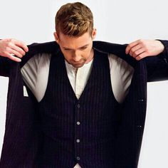 Ricky Wilson > yeah, he's super hot now but I have loved him since he presented Never Mind The Buzzcocks,years ago <3