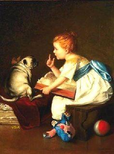 Lucia Mathilde von Gelder: A Pugnacious Pupil 19. Jhd.