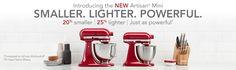 Kitchenaid Stand Mixers - Enjoy!