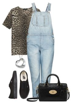 """""""Untitled #69"""" by fashioncalder ❤ liked on Polyvore featuring Elsa Peretti, Topshop, Vans, Mulberry, Spring, concert and Inspired"""