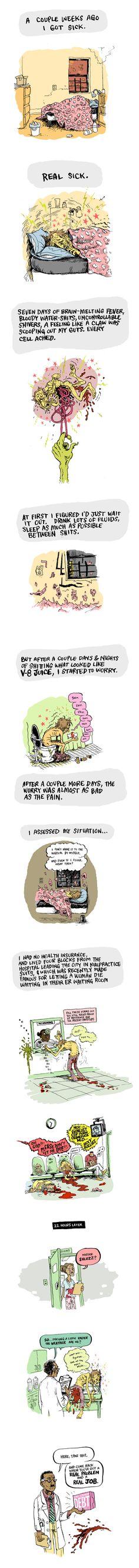 """Sick"" by Gabby Schulz, part 1"