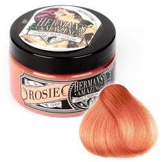Hermans hårfarve Rosie Gold (115ml) Vegan