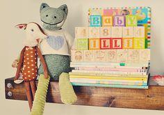 A Labor of Love {Millie's Nursery}