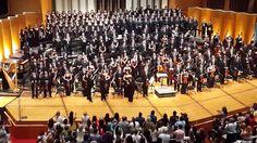 "Tío Simón Díaz' ""Caballo Viejo"" / Orquesta Sinfónica Simón Bolívar y Coral Nacionál Juvenil Simón Bolívar interprets; Gustavo Dudamel conducts"