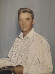 He Started Out Extremely Shy A is listed (or ranked) 14 on the list Elvis Presley Stories With Enough Weird Sex To Make You Feel Like A Hound Dog