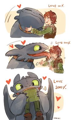 Read ¿Amor o Vore? from the story Imágenes de HTTYD by (Shelly Skyssa) with 41 reads. Dragons Le Film, Httyd Dragons, Cute Dragons, Cute Toothless, Toothless Dragon, Hiccup And Toothless, Cute Disney, Disney Art, Hiro Big Hero 6