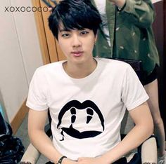 "BTS Jung Kook Style ""Vampire"" Tshirt"