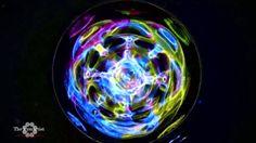 Cymatics Experiment - 7 (432 Hz)