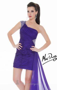 Mac Duggal 6360N by Mac Duggal Homecoming