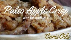 You're going to LOVE this recipe! It's easy. It's healthy. It's YUMMY!!! Adding the doTERRA CPTG essential oils adds an extra health benefit to this dish! Cinnamon supports …