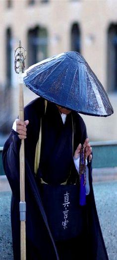kvrrent: Japanese ascetic monk