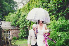 Jenny Packham Eden For a Humanist Hand-Fasting Ceremony in Devon... -repinned from Los Angeles celebrant https://OfficiantGuy.com #la #oc #weddings