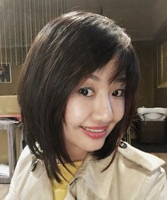 13 Of The Truly Incredible Asian Hairstyles With Bangs to Mesmerize Anyone Asian Hairstyles, Hairstyles With Bangs, Pretty Hairstyles, Short Hair Styles, The Incredibles, Bang Hairstyles, Bob Styles, Cute Hairstyles, Short Hair Cuts